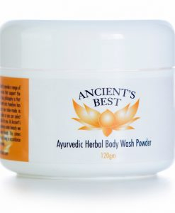 Ancient's Best Ayurvedic Herbal Body Wash Powder