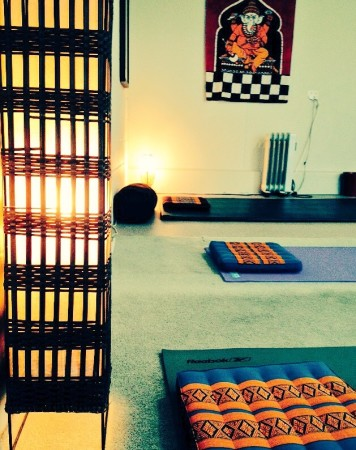 Ancient's Best Blenheim Clinic offers small cosy and friendly yoga classes