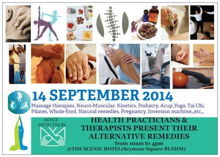 Health Practitioners Open Day