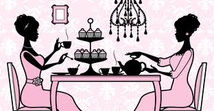 high tea image