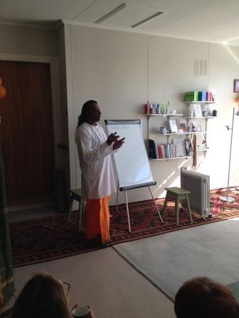 Vaidyar Mani Talk In Blenheim 28 Aug 2014