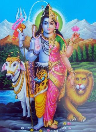 Ardhanareshwara